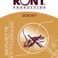 Lingette anti-moustiques (lot de 10)