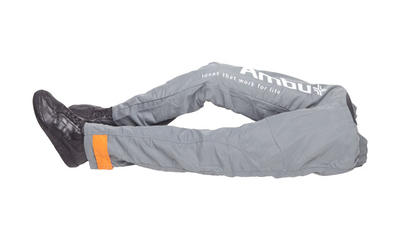 Paire de jambes avec pantalon pour Ambu Man