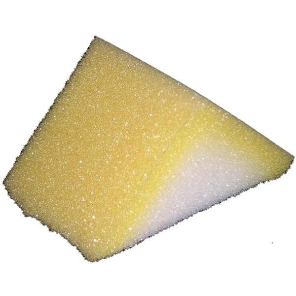 Eponge triangulaire