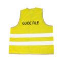 Gilet d'évacuation Guide File