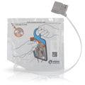Electrodes adultes sans capteur RCP pour défibrillateur PowerHeart G5 CARDIAC SCIENCE