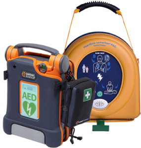 Défibrillateurs - Urgence secours équipement